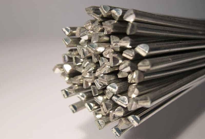 Lagermetall und weissmetall - rundstäbe