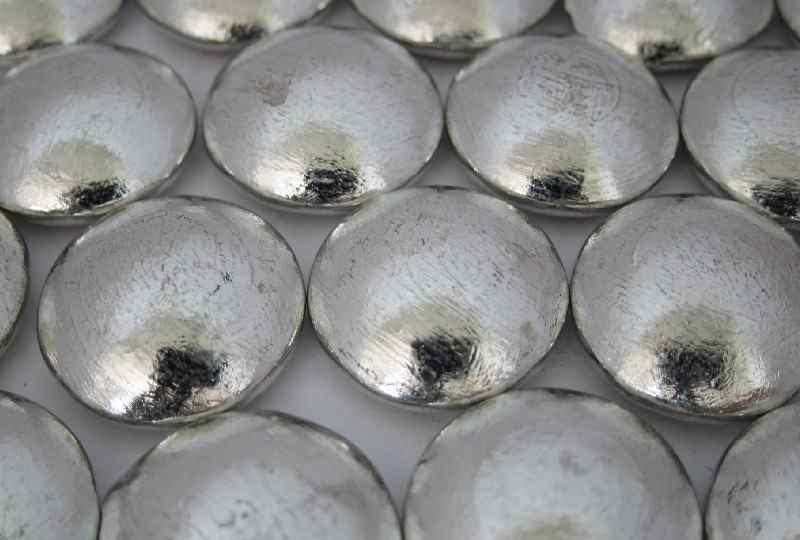 Zinn Pellets